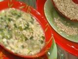 Гъбена супа с овесени ядки