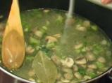 Гъбена супа с овесени ядки 3