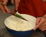 Крем от рикота с тиквички на фурна 4
