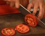 Запечени домати с кашкавал