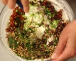 Студена зеленчукова шарлота 3