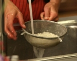 Печени зеленчуци върху канапе от ориз 8