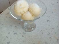 Домашен сладолед с манго