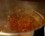 Супа топчета по мексикански 4
