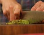 Опушена салата с царевица