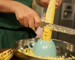 Студена супа от царевица 6