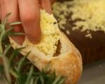 Печен сандвич с кренвирши 8