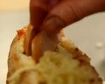 Печен сандвич с кренвирши 11