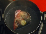 Чорба от рибена глава