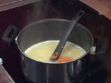 Крем супа от леща по турски 3