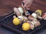 Мариновани пилешки бутчета на шиш 3