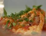 Пиле с домати 8