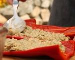 Мариновани чушки с орехова плънка 4