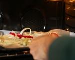 Печени зеленчуци с майонезен сос 2