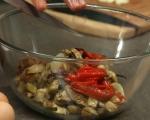 Печени зеленчуци с майонезен сос 3