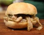 Лампредото (сандвич с шкембе) 5