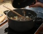Супа с говеждо месо и зеленчуци 3