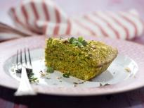 Персийски омлет с броколи