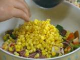 Овесена салата с царевица 4