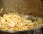 Супа с целина и дюли 3