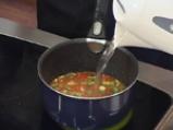 Пилешка супа с тортиля чипс 2