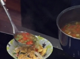 Пилешка супа с тортиля чипс 4