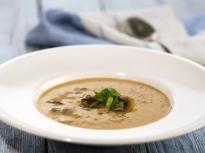 Телешка супа с гъби