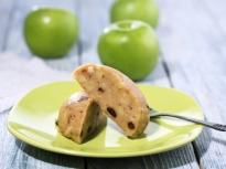 Индийска грис халва с ябълки