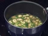 Студена гъбена супа с латинки 3
