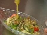Плодова салата с орехи и мед 3