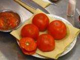 Пълнени домати с тиквички 2