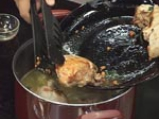 Пиле с бадемов ориз 3