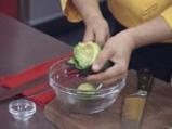 Мус от авокадо с пушена скумрия 2
