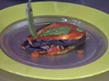 Патладжанен сандвич с кашкавал 4