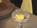 Мус от праскови с карамелизирани овесени ядки 5
