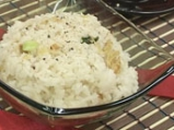 Пържен ориз с яйца