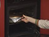 Пилешки рулца с бекон и мариновани гъби 6