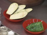 Пълнени зеленчуци с мандраджийска патладжанена салата