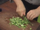 Пълнени зеленчуци с мандраджийска патладжанена салата 4