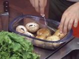 Сандвичи с печени печурки и чушкова майонеза 2