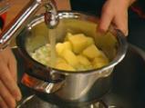 Зеленчукова супа с броколи 2