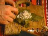 Постни лозови сарми по троянски 4