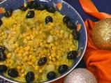 Кускус с праз и маслини