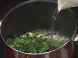 Студена лятна супа с тиквички и кисело мляко 2