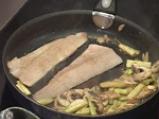 Зеленчукова супа с пъстърва 4