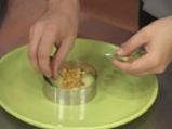 Салата от пъпеш с балсамово-малинов винегрет 4