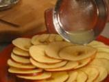 Карпачо от ябълки 3