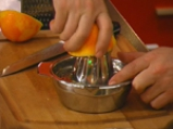 Лешникова торта с портокал 5