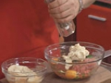 Албондигас кон меренженас (Кюфтенца в сос от син домат)