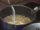Албондигас кон меренженас (Кюфтенца в сос от син домат) 3